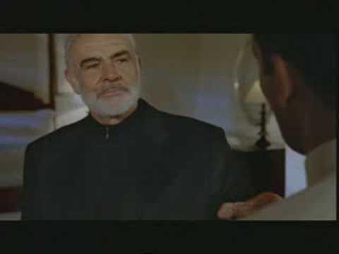 Sean Connery Dewars