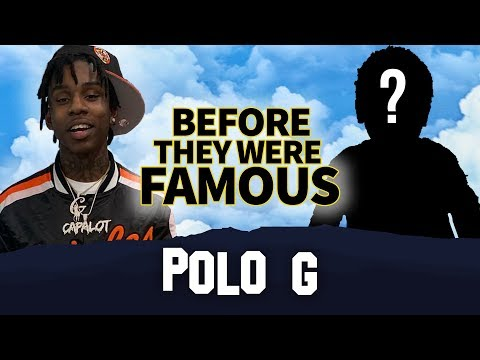 Polo G  Before They Were Famous  Pop Out Deep Wounds