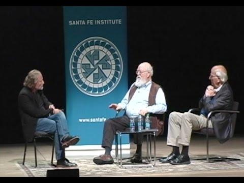 SFI Community Lecture - Dan Dennett and Michael Gazzaniga