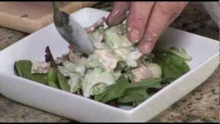 Bumble Bee Foods Webisode 5: Salmon And Cucumber Salad