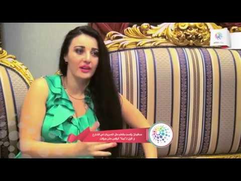 لقاء صافيناز وكلام مثير ضد الراقصة دينا وقضاياها وعلاقتها بالرقص والمصريين