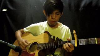 Ikaw na nga - Willie Revillame (Fingerstyle guitar cover)