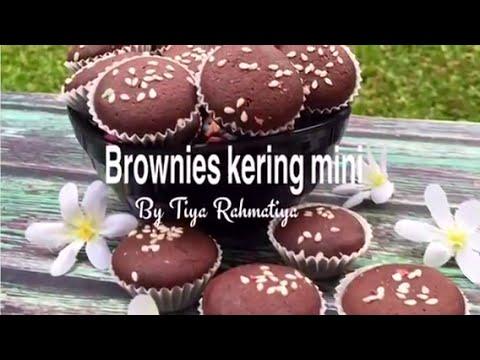 29 Kuliner Top Resep Brownies Kering Mini Putih