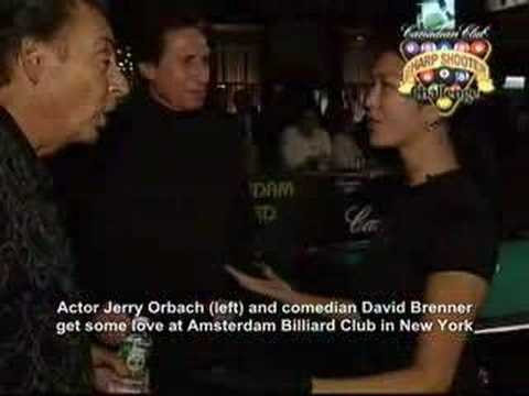 9/11 Charity Event With Jeanette Lee, D Brenner And J Orbach