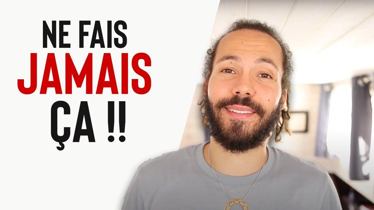 NE FAIS JAMAIS CA (vidéo motivante) - YouTube