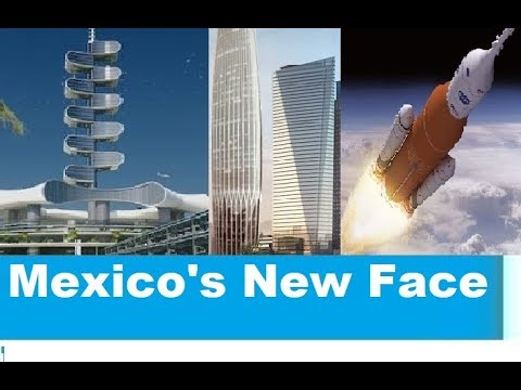 Mexico Future Mega Projects (2018- 2030) That Will Change Latin America Image Forever