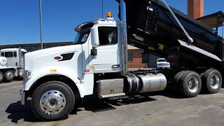 Clean used 2021 Dump Truck- Low Miles-  NO FET!- Text JW 970-518-5520