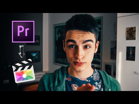 Da ADOBE PREMIERE a FINAL CUT PRO? • Q&A