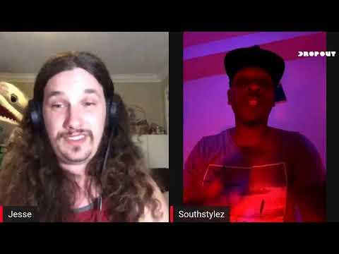 Quarantine Songs # 16 - SouthStylez Live Performance & AMA