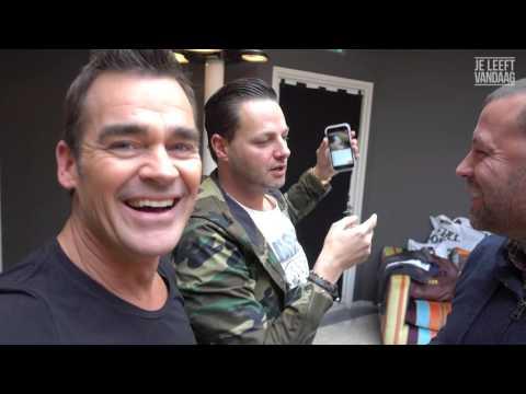 Jeroen van der Boom vlog 1