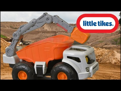Little Tikes Monster Dirt Digger from MGA Entertainment
