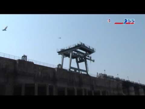 Minister Harish Rao Aerial Survey on Singur Project - Express TV