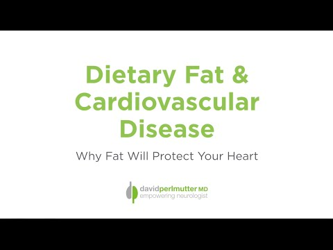 High Fat Diet and Heart Disease