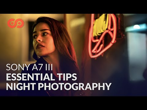 Night Photography Tips with the Sony a7 III
