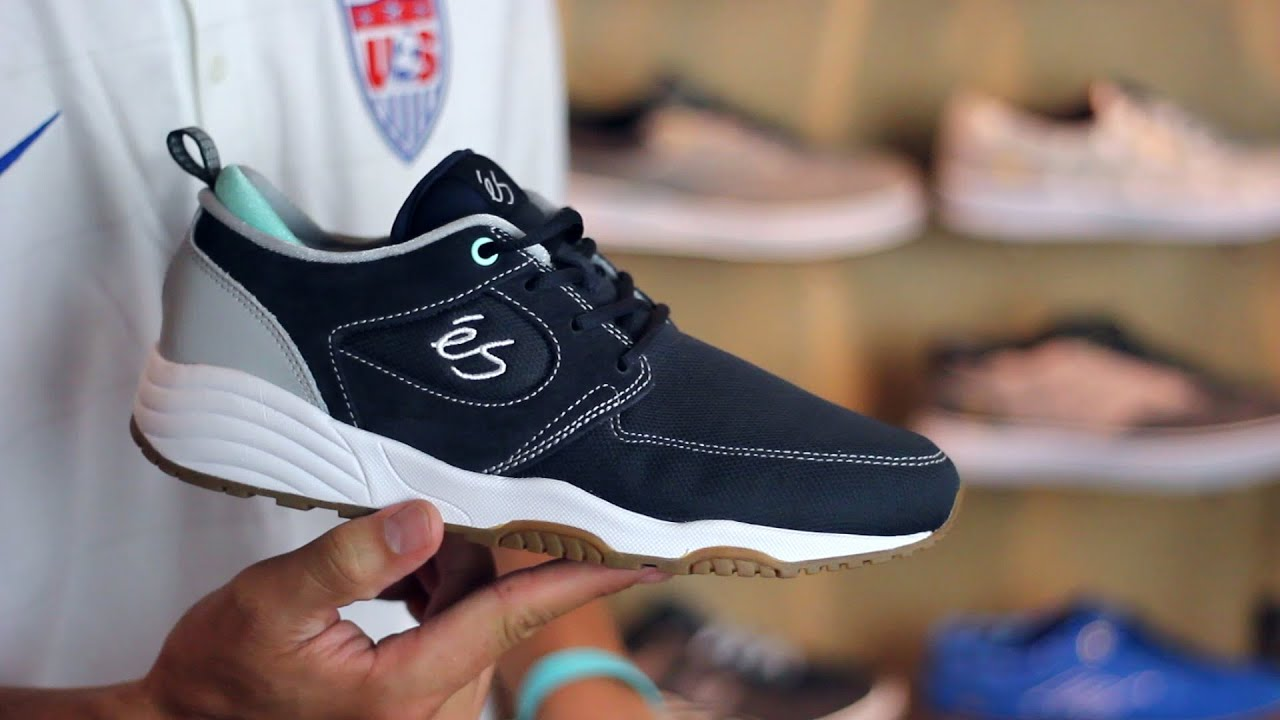 Es Accelite Skate Shoes Review - Tactics Com