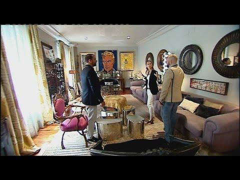 Vaya casas casa del decorador nacho g de vinuesa youtube - Decoradores de casas ...