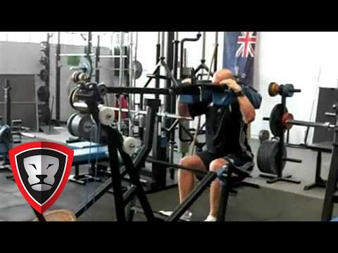 kaiser squat machine