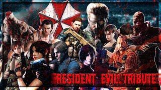 ► Tribute ϟ Resident Evil  ☢ Cut ☢