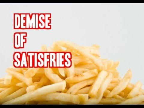 "The Demise Of Burger King's ""Satisfries"""
