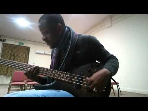 Makossa/Soukous Bassline (Practice) - Emekah