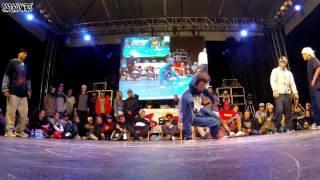 Breaknuts vs Predatorz | Hip Hop Kemp 2014 | Semi Final