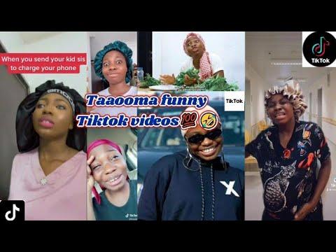 Download Latest Best of Taaooma´s Funny Tiktok videos🤣💯 - COMPILATION 2021- Taaooma VS Tiktok #TaaoomaTiktok