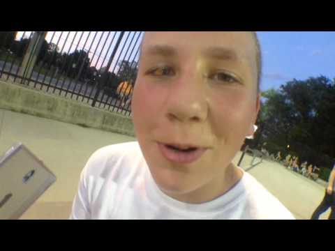 Randomness 7 -Lawton skatepark Fort Wayne Indiana)