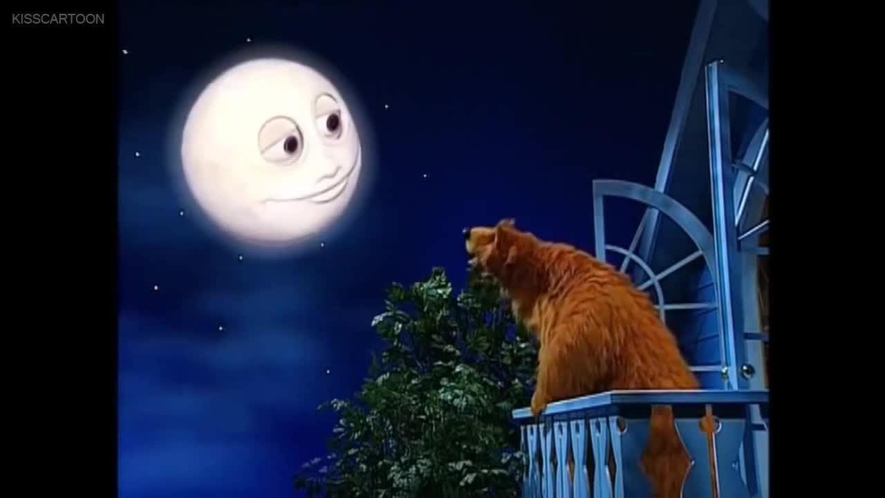 bear in the big blue house a wagon of different color youtube