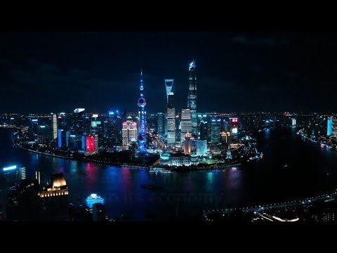 Shanghai skyline soars, 40 years after economic opening