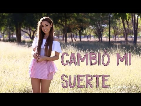 Cambió Mi Suerte - Virlán García (Carolina Ross Cover)