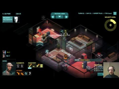 Invisible, Inc. 10-7 Contingency Plan