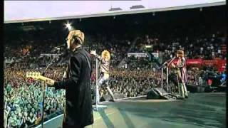 Bon Jovi - Livin on a prayer - live from Switzerland 2000