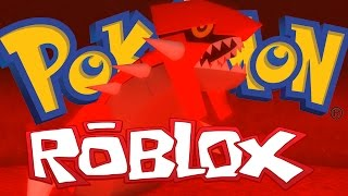 🔥 ROBLOX [#7] GROUDON! MEGA POKEMON! - POKEMON BRICK BRONZE (#4)