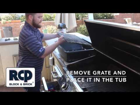 Cleaning BBQ Grill Grates with Coffee