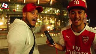 Arsenal 4-3 Leicester City | Player Ratings Ft Troopz!💥AFTV Young Gunz💥
