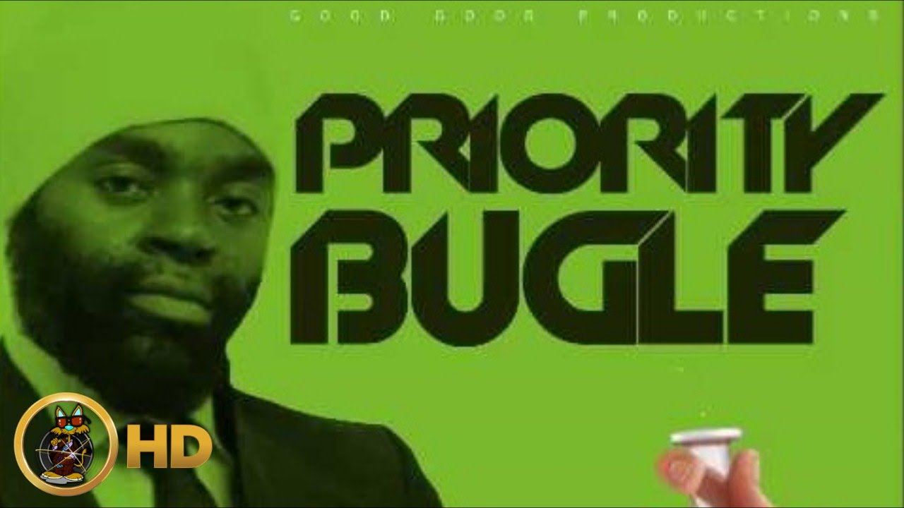 Bugle's 'Priority' sample of Good Good Productions's 'Cure