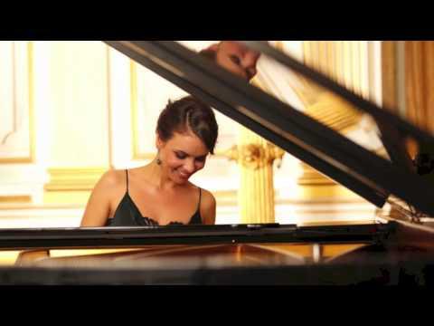 Moszkowski. Étincelles Op. 36 No 6 (Sparks) - Kateryna TItova