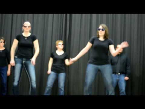 Chokio-Alberta Teachers : Evolution of Dance 2014