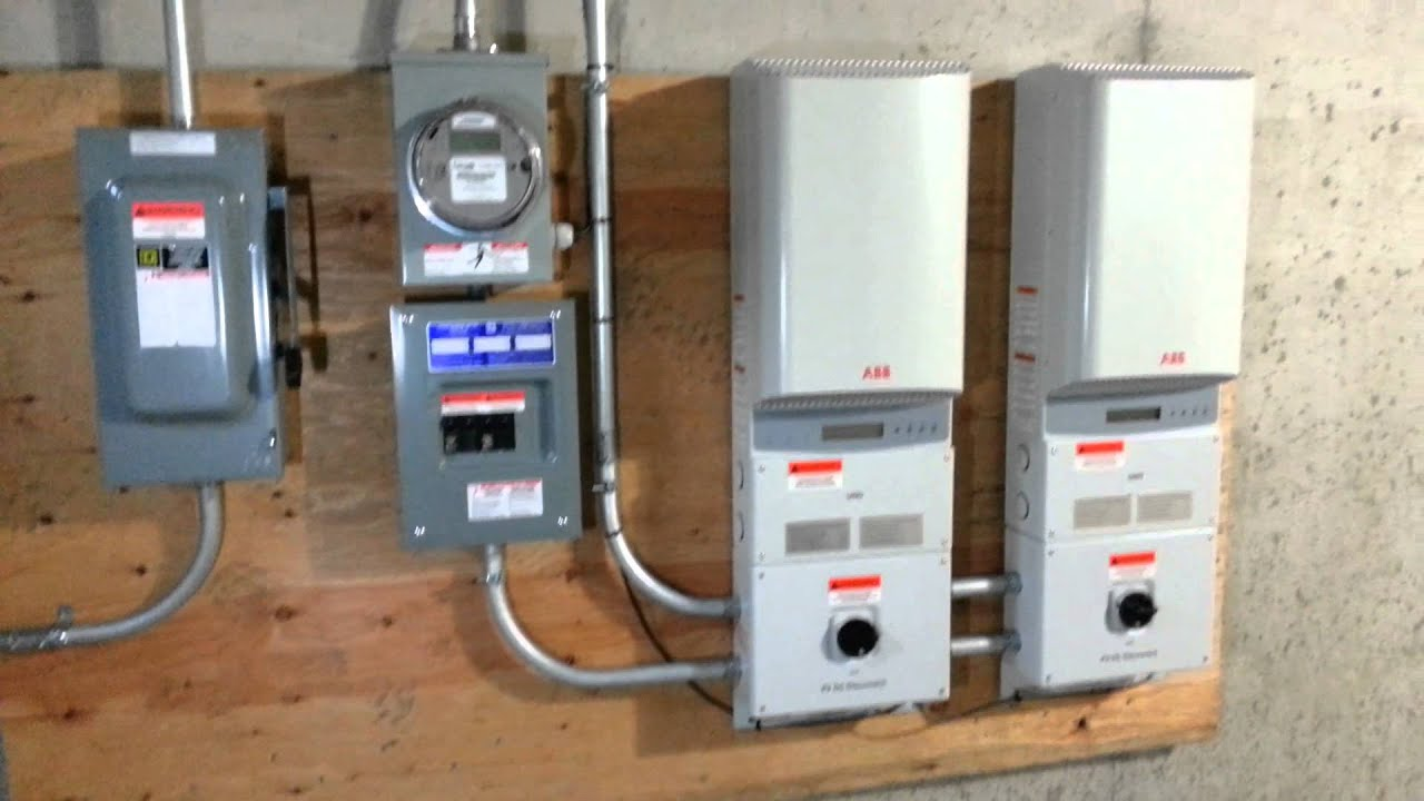 Home Solar System Install By Sungevity Youtube