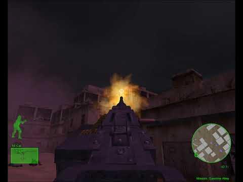 Delta Force-Black Hawk Down- Gasoline Alley full Gameplay 1080p |