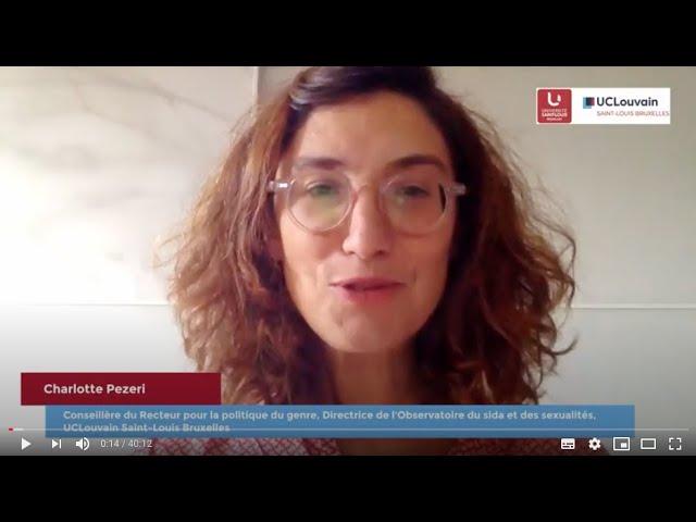 Plan d'actions de lutte contre le sexisme et le harcèlement sexuel - Conférences