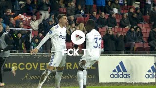 Highlights: FCK 5-1 Lyngby