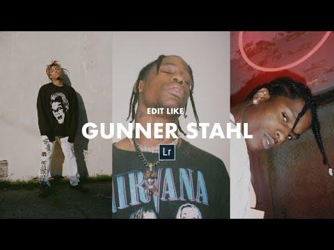 How to edit like GUNNER STAHL (@gunnerstahl.us)