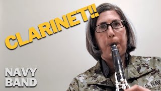 Why you should choose the clarinet!