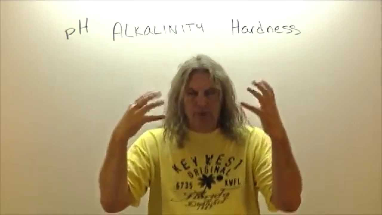 pH, Alkalinity, and Hardness for your Water Treatment or Distribution Exam