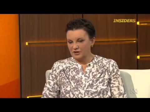 Senator Jacqui Lambie struggles to explain sharia law