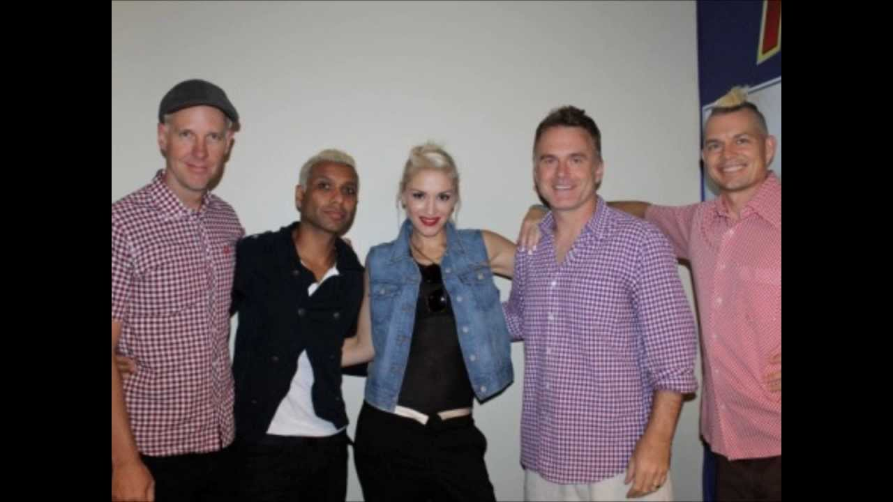 No Doubt In The Studio With Valentine In The Morning