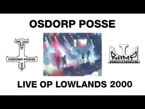 Osdorp Posse - Live op Lowlands 2000 (audio)