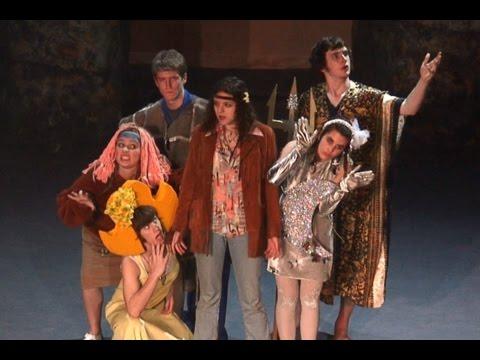 Grant High School - Performing Arts Dept - MidSummer Nights Dream - Cast A - February 16, 2007