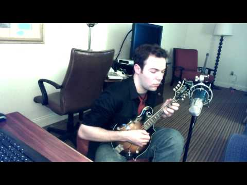 Bach mandolin played by MandoPony (Selections from BWV 1007)